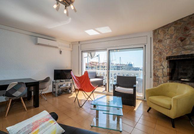 Apartament en Empuriabrava - ILA25
